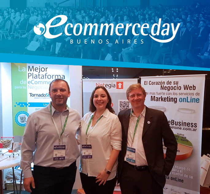 ¡Presentes en el eCommerce Day 2018!