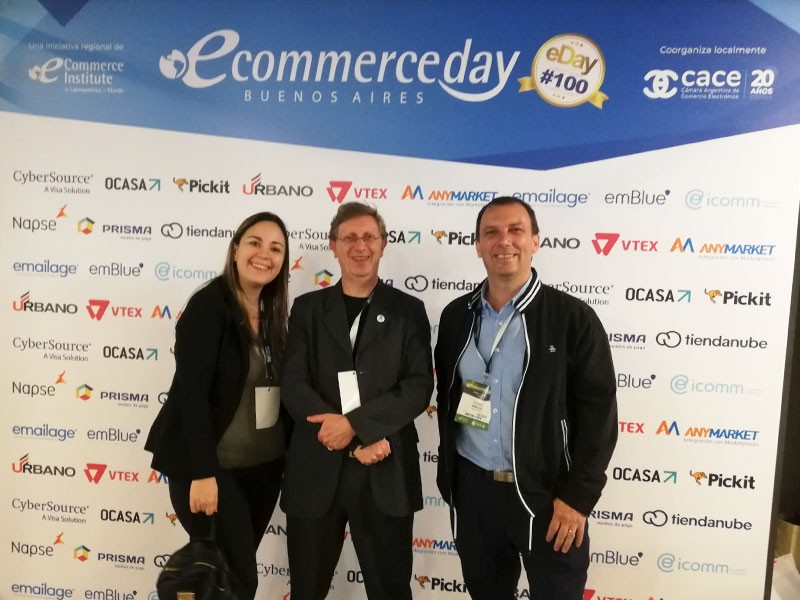 Presentes en el eCommerce Day 2019