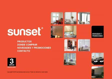 Felicitamos a Cortinas SunSet por su nuevo Portal Dinámico!