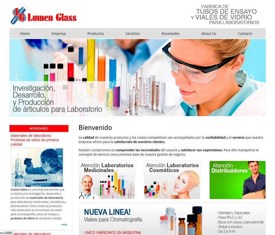 Lumen Glass