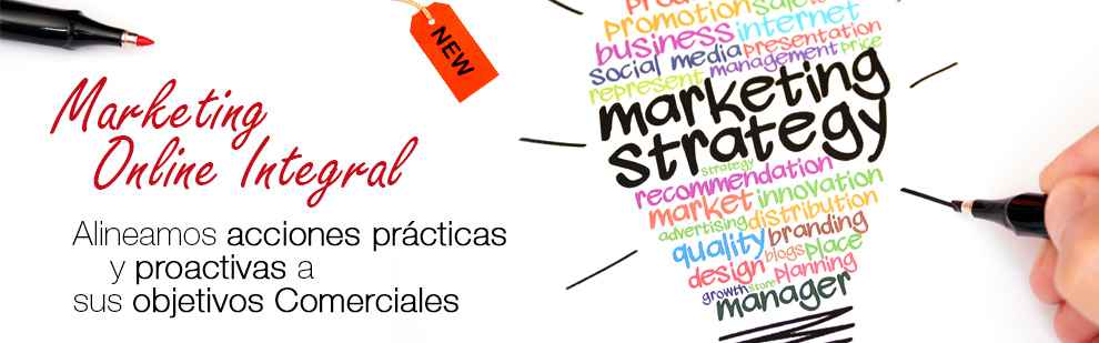 Marketing on-line Integral para Pymes